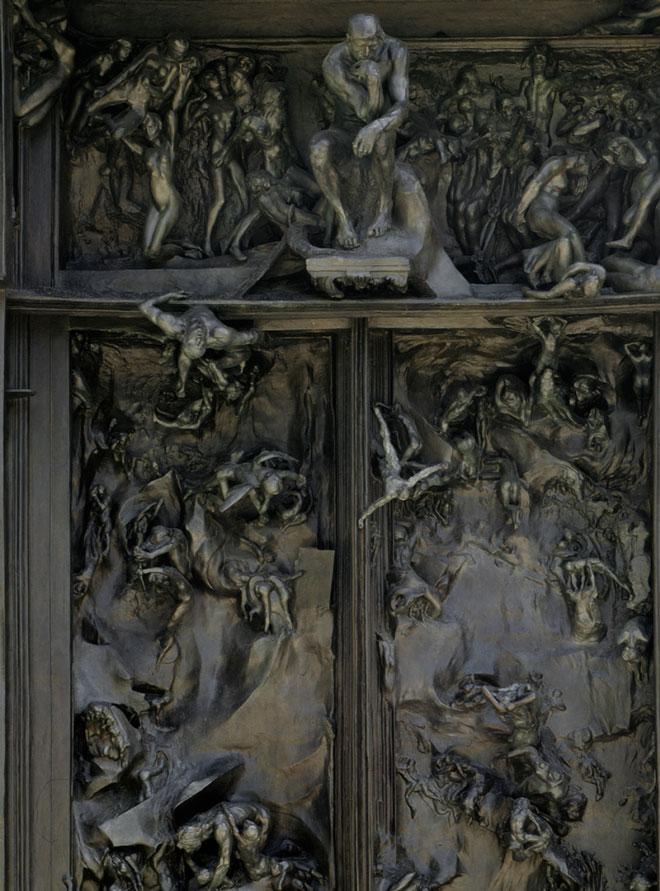 Porte de l'Enfer