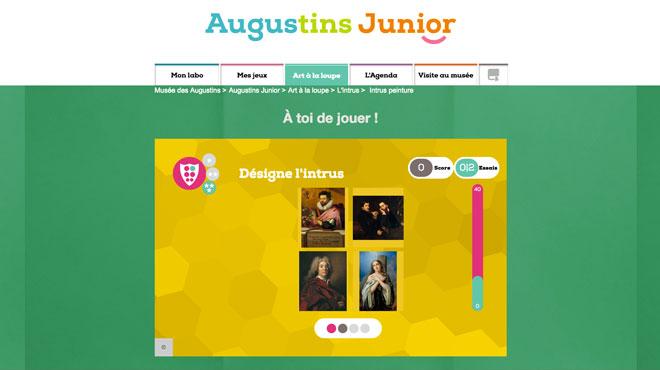 augustins junior