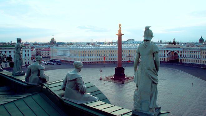 weekend Russie