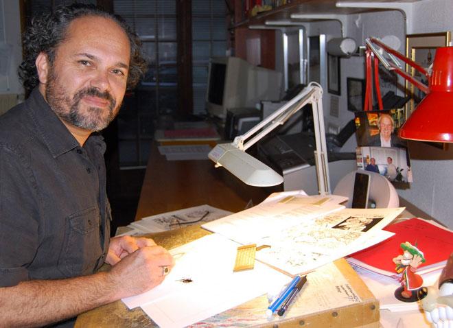 Nicolas Tabary