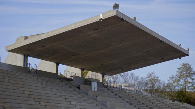 Le site le corbusier de firminy museum for Piscine firminy