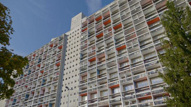 Firminy Le Corbusier