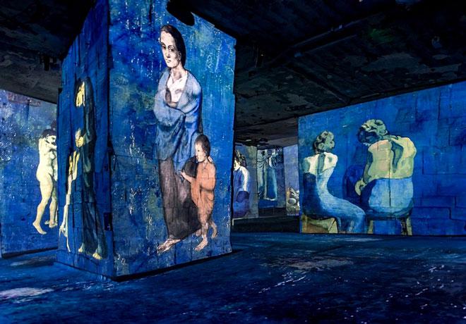 Picasso et les maitres espagnols