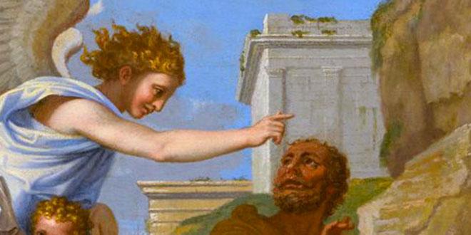 La Fuite En Egypte De Nicolas Poussin Museumtv
