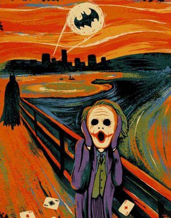 Zoom Sur Le Cri Edvard Munch 1883 Museumtv