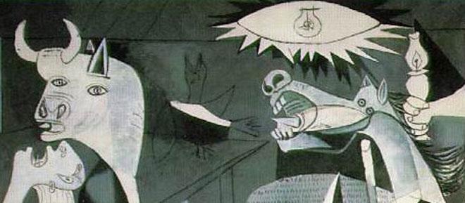 ZOOM SUR : Guernica, Pablo Picasso (1937) - MuseumTV