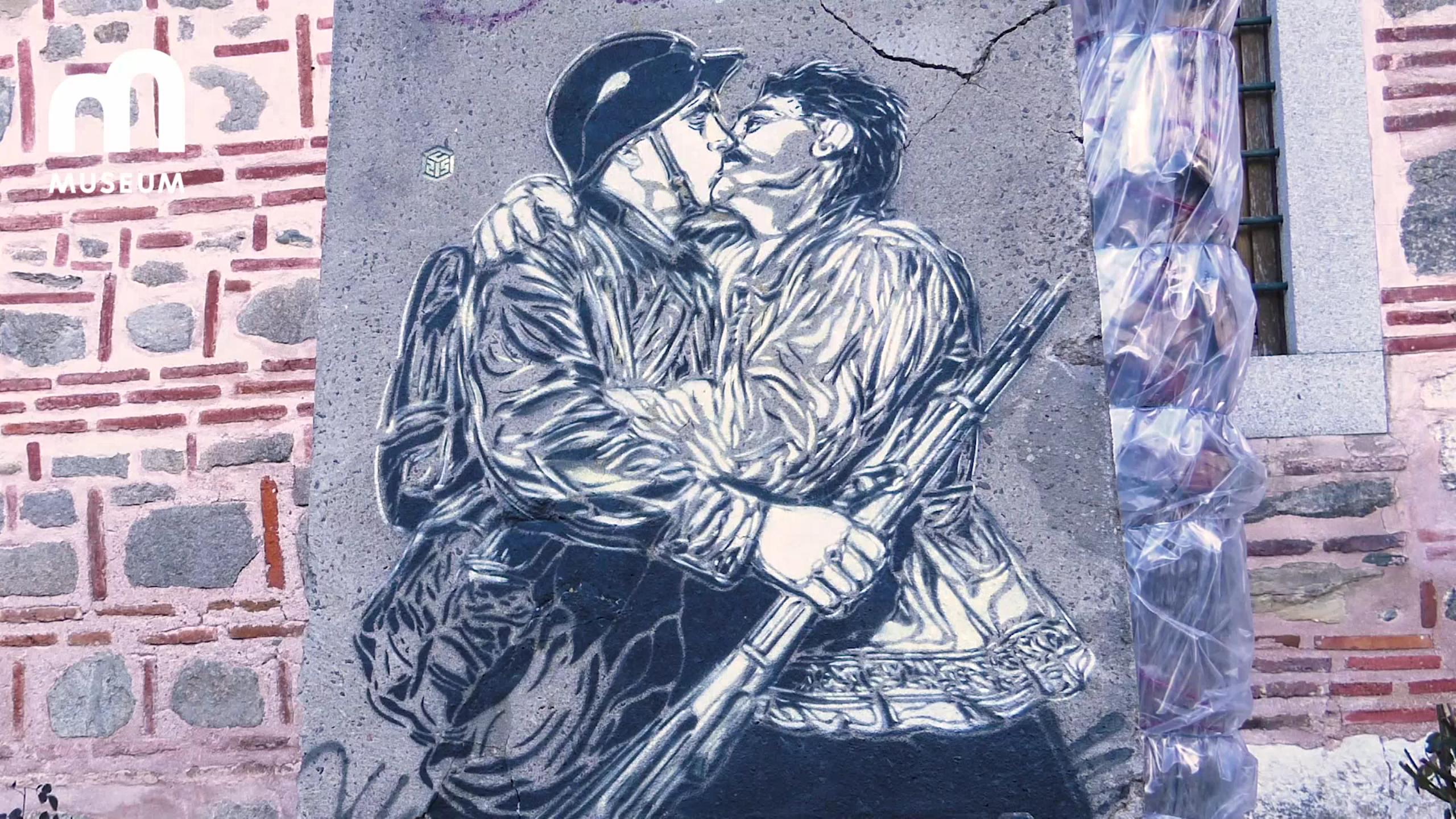 Les Artistes Et Le Mur De Berlin Museumtv