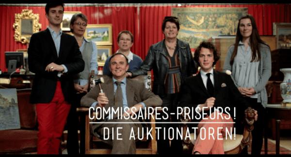 Commissaires-Priseurs !
