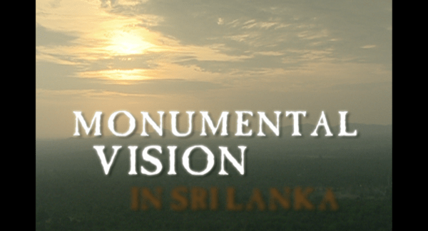 Monumental vision
