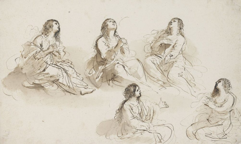 Dessiner la figure en Italie à la fondation Custodia