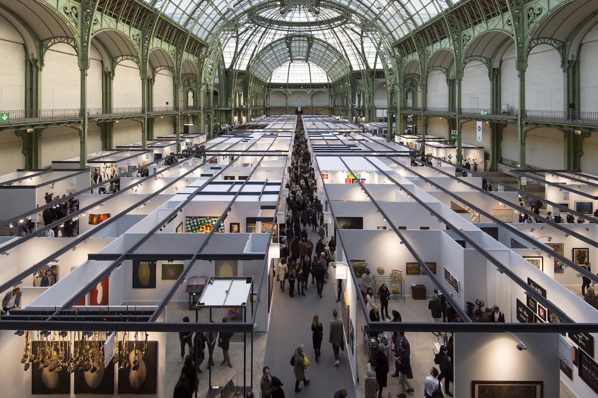 L'art fait sa rentrée avec Art Paris