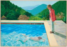 Pour vous rafraîchir pendant la canicule : Hockney et les piscines